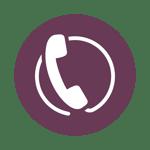 Topvisible kontakt telefonnummer